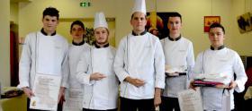 Trophée des cuisiniers de la Loire 2017