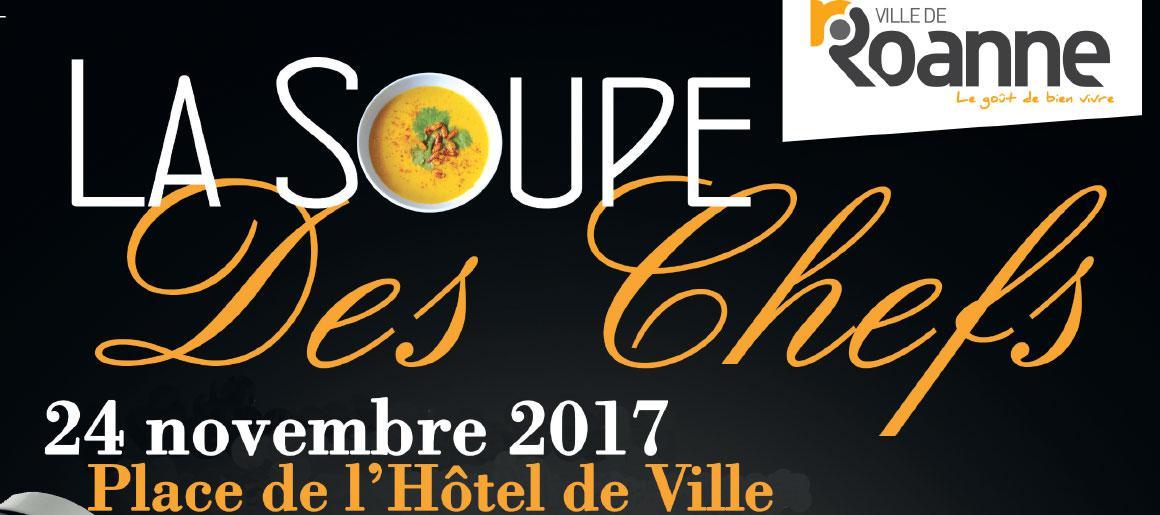 Soupe des chefs 2017