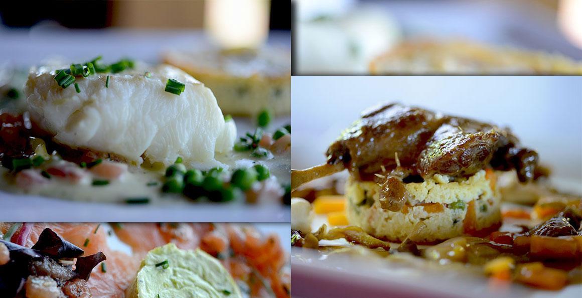 Les plats à emporter de votre restaurant Auberge des Hauts du Roy