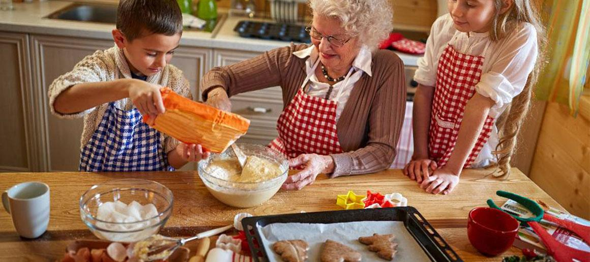Fête des Grands mères