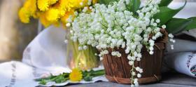 Fête du Muguet - le 1er mai