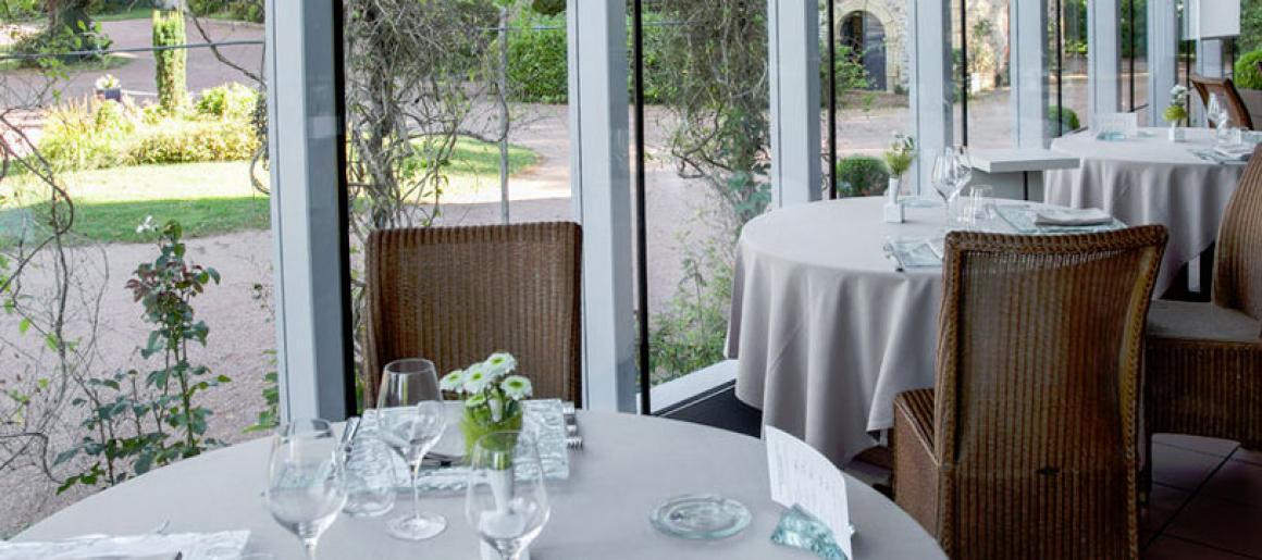 Restaurant le Château de Champlong