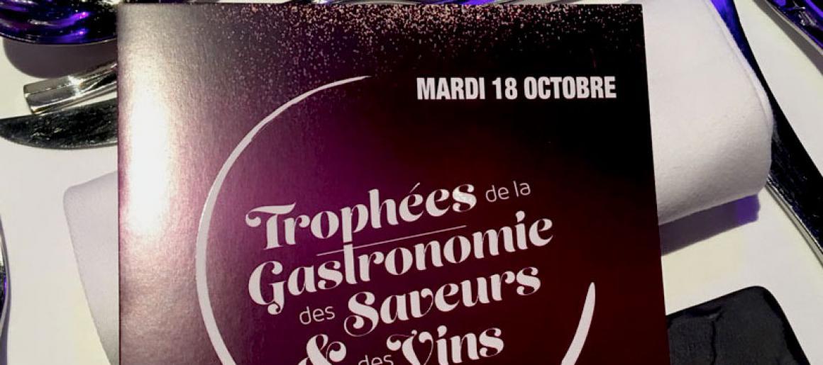 Trophées de la gastronomie 2016