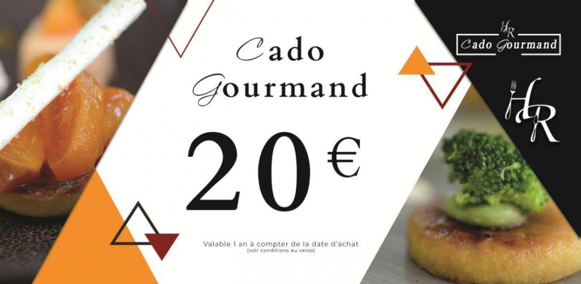 Cado Gourmand d'Helloresto.fr