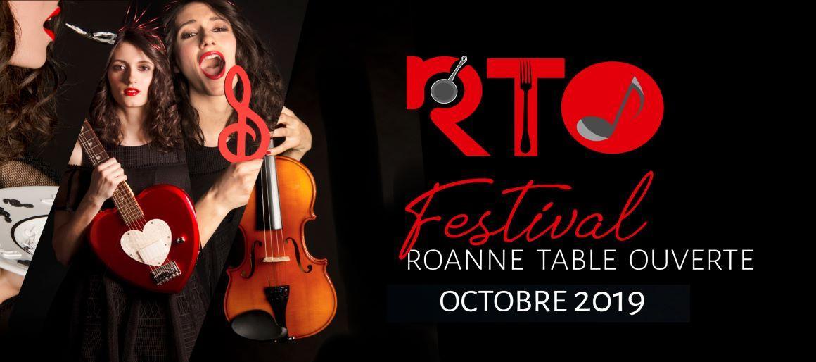 Roanne Table Ouverte 2019