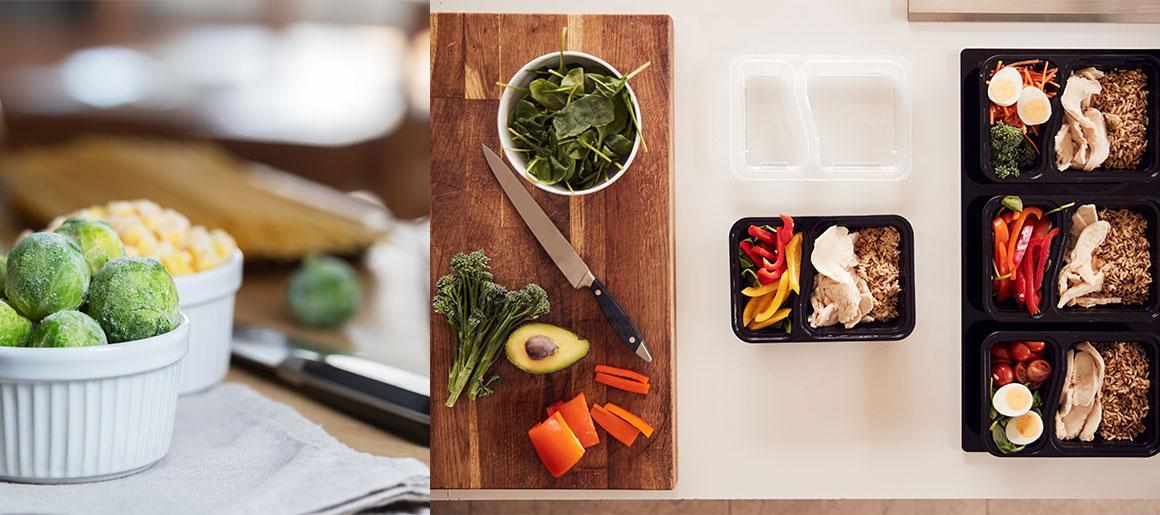 Pour mieux manger en semaine, faites du batch cooking le week-end ?