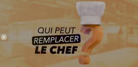"""""""Qui peut remplacer le chef ?"""" avec Le Chef Étoilé Thierry Fernandes"""